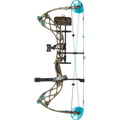 Diamond Carbon Knockout RAK Bow Package Mossy Oak Country 60 lb. LH