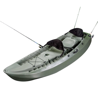 Lifetime Sport Fisher Angler 100 Kayak (Paddles Included)