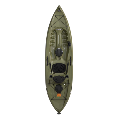 Lifetime Tamarack Angler 100 Fishing Kayak (Paddle Included)