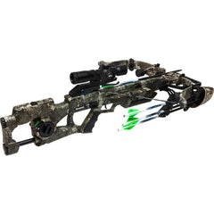 Excalibur Micro Assasin 400 TD Realtree Edge w/ Tact 100 Scope