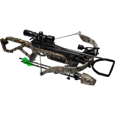 Excalibur Micro 340 TD Mossy Oak Break Up Country w/ Dead Zone Scope