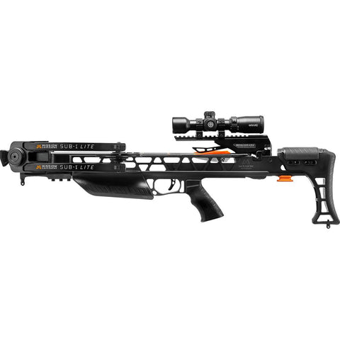 Mission Sub-1 Lite Crossbow Pro-Kit Black