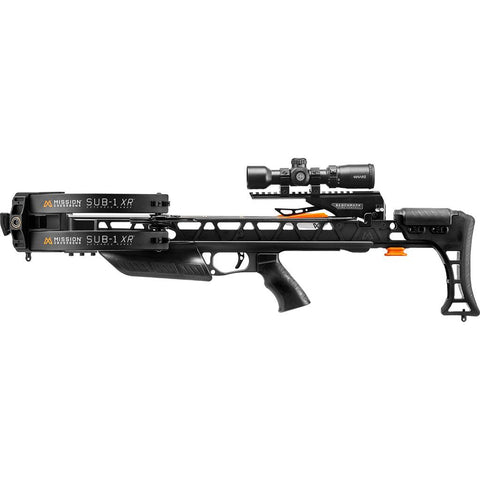 Mission Sub-1 XR Crossbow Pro-Kit Black