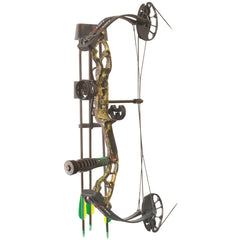 PSE Mini Burner RTS Package Mossy Oak Country 16-26.5 in. 40 lbs. LH