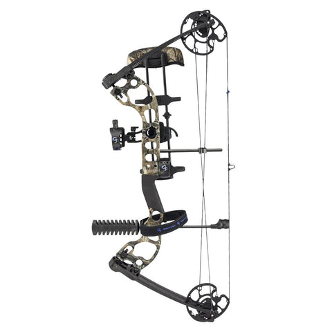Quest Radical Bow Package Realtree AP 17.5-30in 70lbs RH