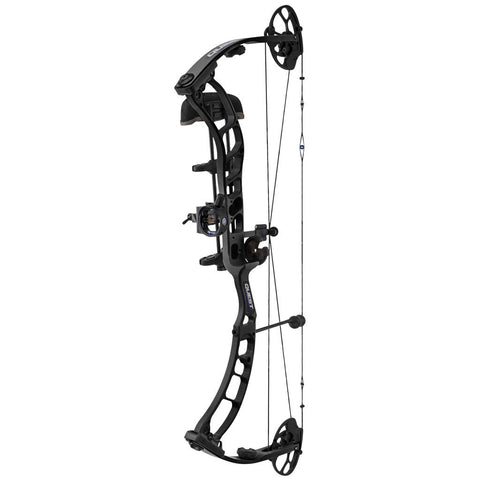 Quest Thrive Bow Package Black 29 in. 60 lbs. LH
