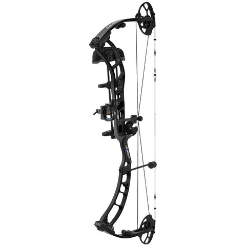 Quest Thrive Bow Package Black 29 in. 70 lbs. RH