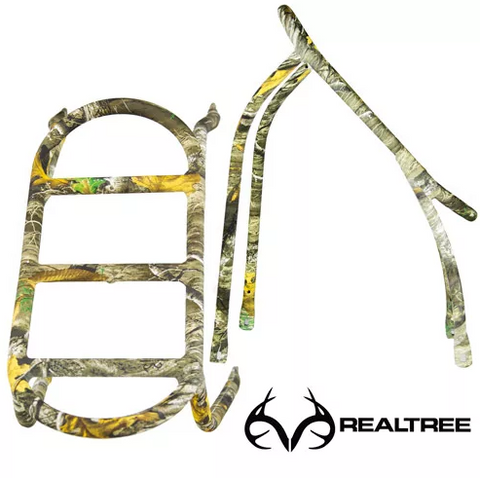 QuietKat Realtree Pannier E-Bike Rack