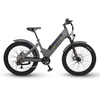 Image of QuietKat Villager Electric Hunting Bike Red