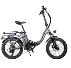 Rattan LF 500W Mini Fat Tire eBike
