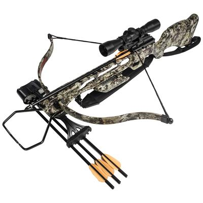 SA Sports Empire Fever Pro Crossbow Package Kryptek Highlander