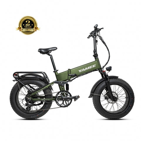 Yamee Fat Bear Plus 500W Electric Bike
