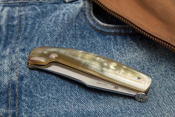 Viper Vernante Ox Horn Italian EDC Everyday Carry Knife