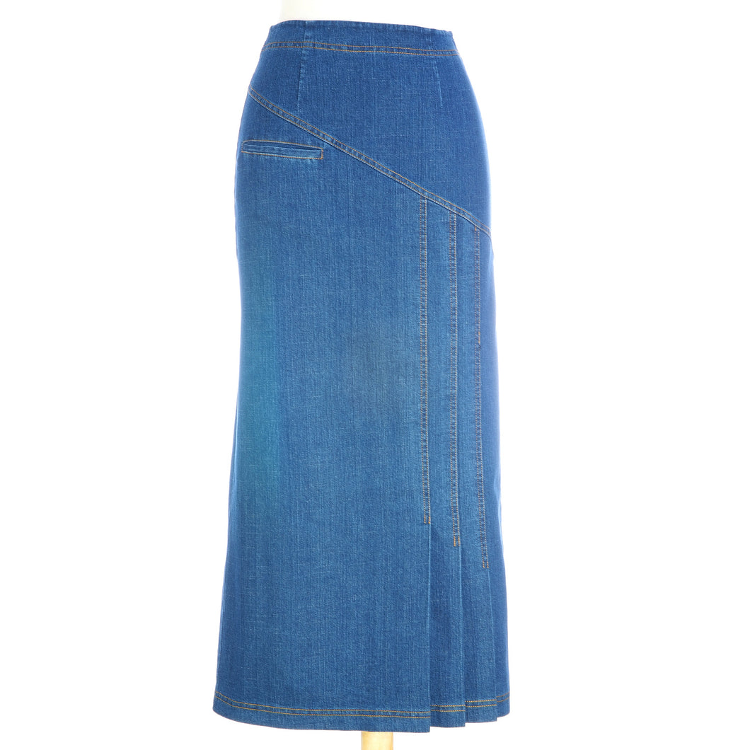 Annie Denim Skirt