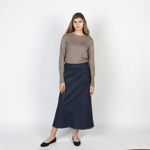 No Ziggy Denim Skirt