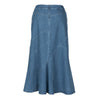 Helen Maxi Denim Skirt