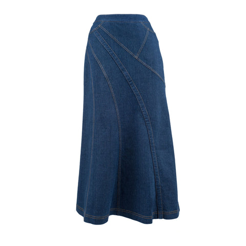 Natalie Denim Skirt