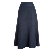 Laura Stretch Denim Skirt