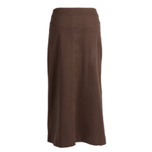 nC Classic Dark Chocolate Brown Skirt