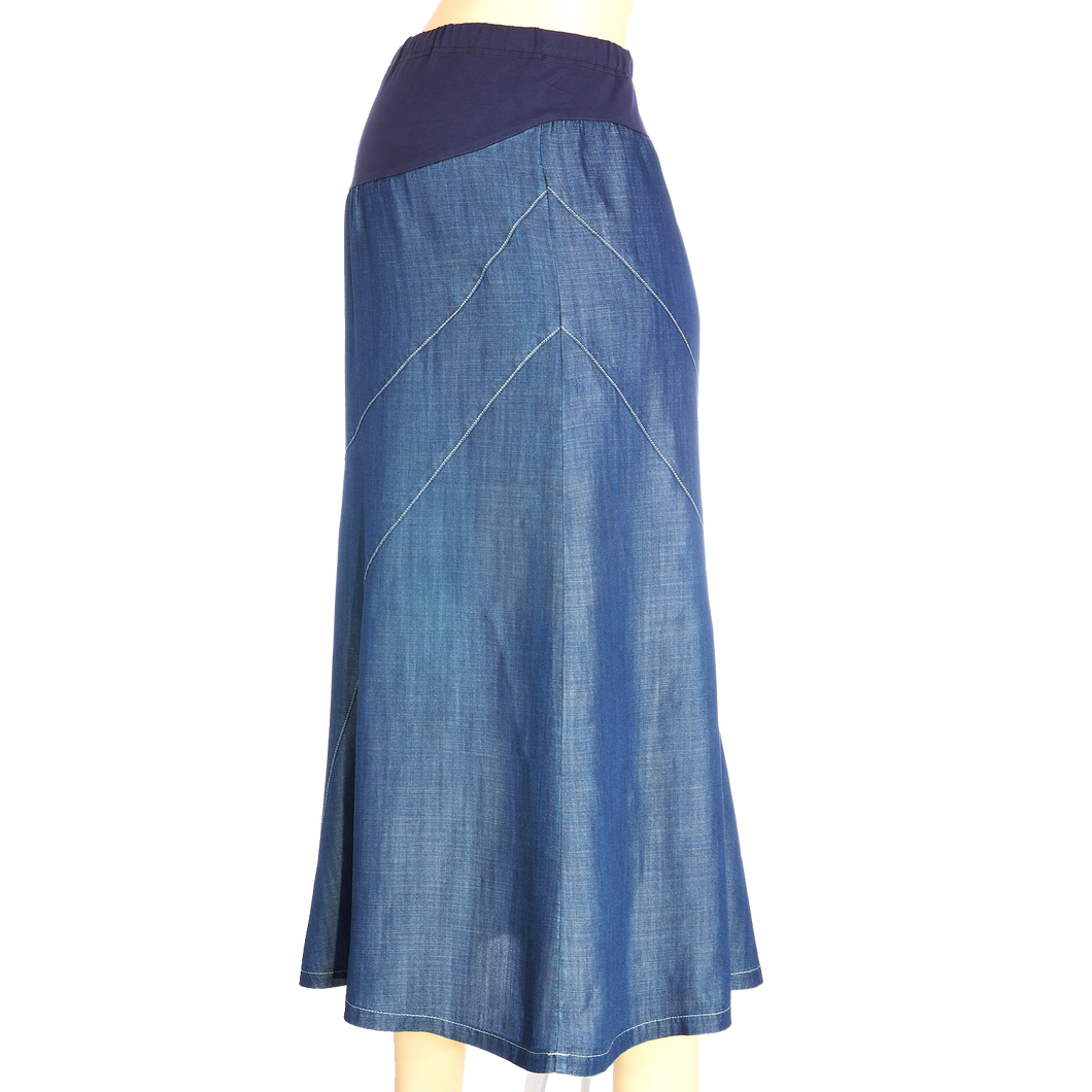 Maternity Skirt Diagonal