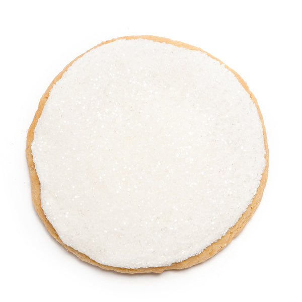 White Double Shot of Sugar Cookie
