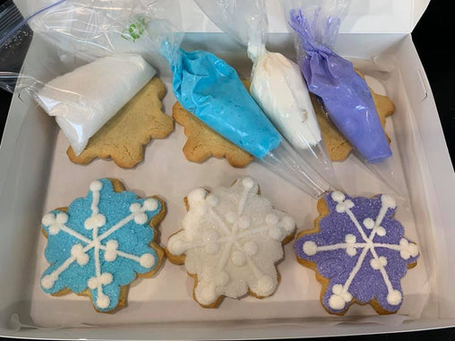 Frozen Cookie Decorating Kit
