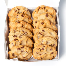 A Dozen Chocolate Chip Cookies
