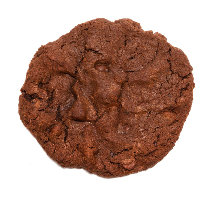 Decadent Double Chocolate Cookie