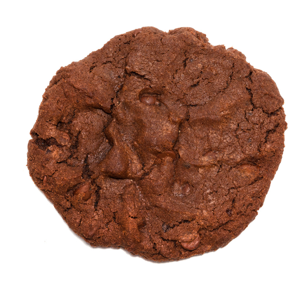 A Half-Dozen Gluten-Free - Decadent Double Chocolate Cookie