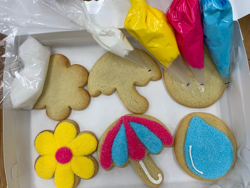 April Showers Cookie Decorating Kit