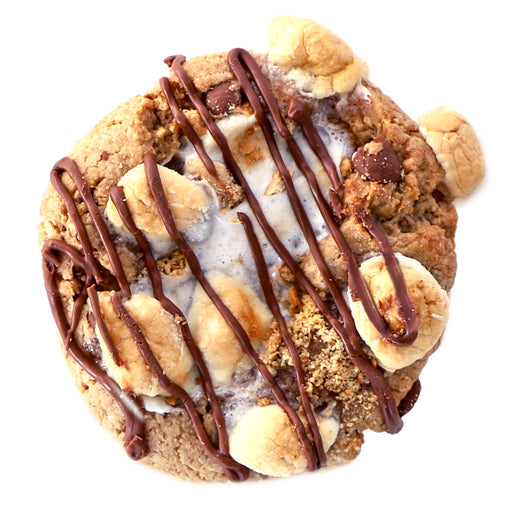 Kat's Graham S'mores Cookie