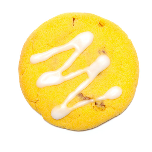 Luscious Lemon Raspberry Cookie