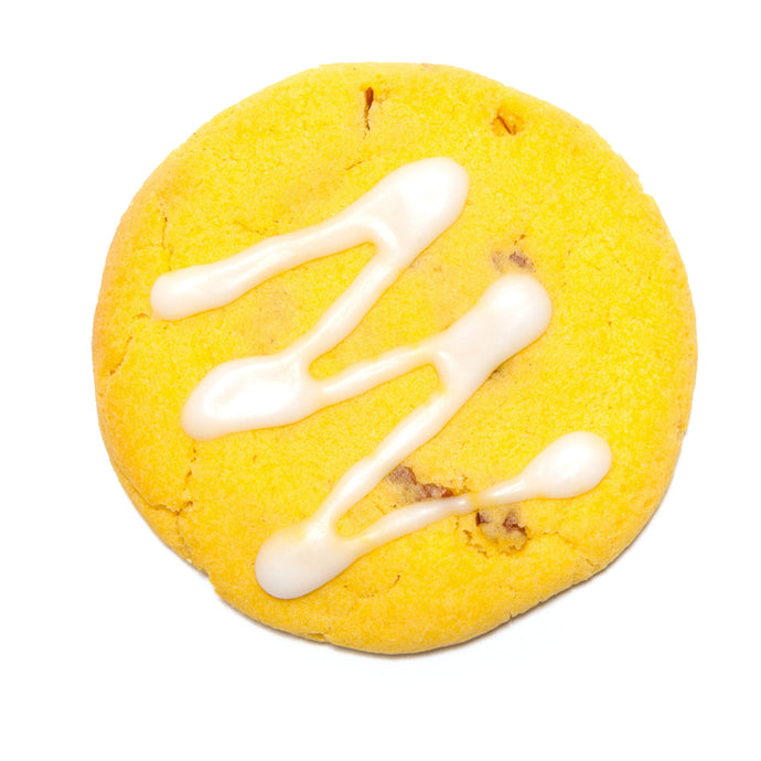 Luscious Lemon Pecan Cookie