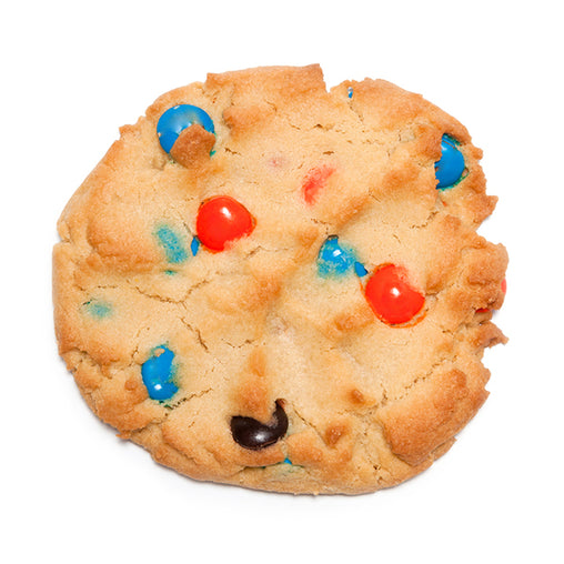 Magical M&M Cookie