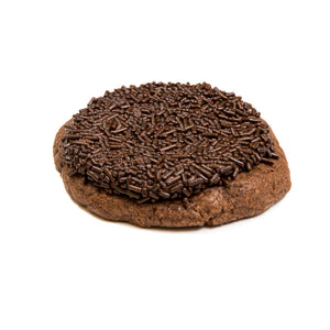 Tantalizing Triple Chocolate Cookie