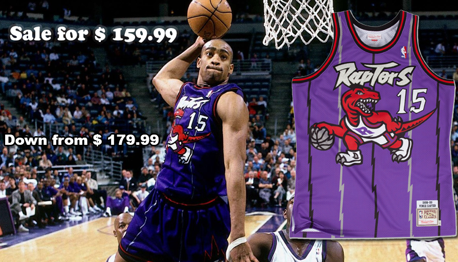 Raptor Men Jerseys