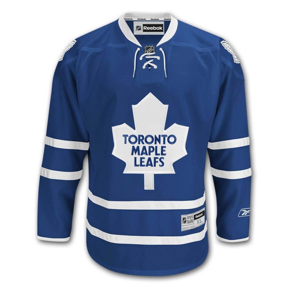 Men's Reebok Toronto Maple Leafs Premier Jersey Authentic Hockey