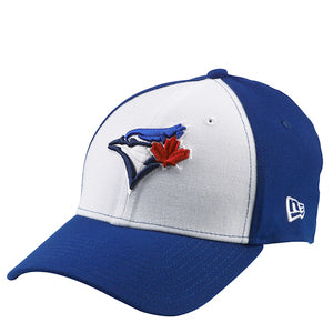 Toronto Blue Jays Alternate White/Royal Stretch Flex Fit Cap by New Era