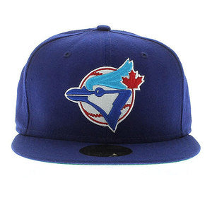 Toronto Blue Jays Cooperstown Pro Fitted Cap '89-'91 Royal Blue by New Era