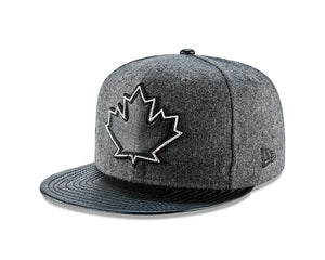 Toronto Blue Jays Josh Donaldson Signature Melton Wool Snapback 9Fifty by New Era