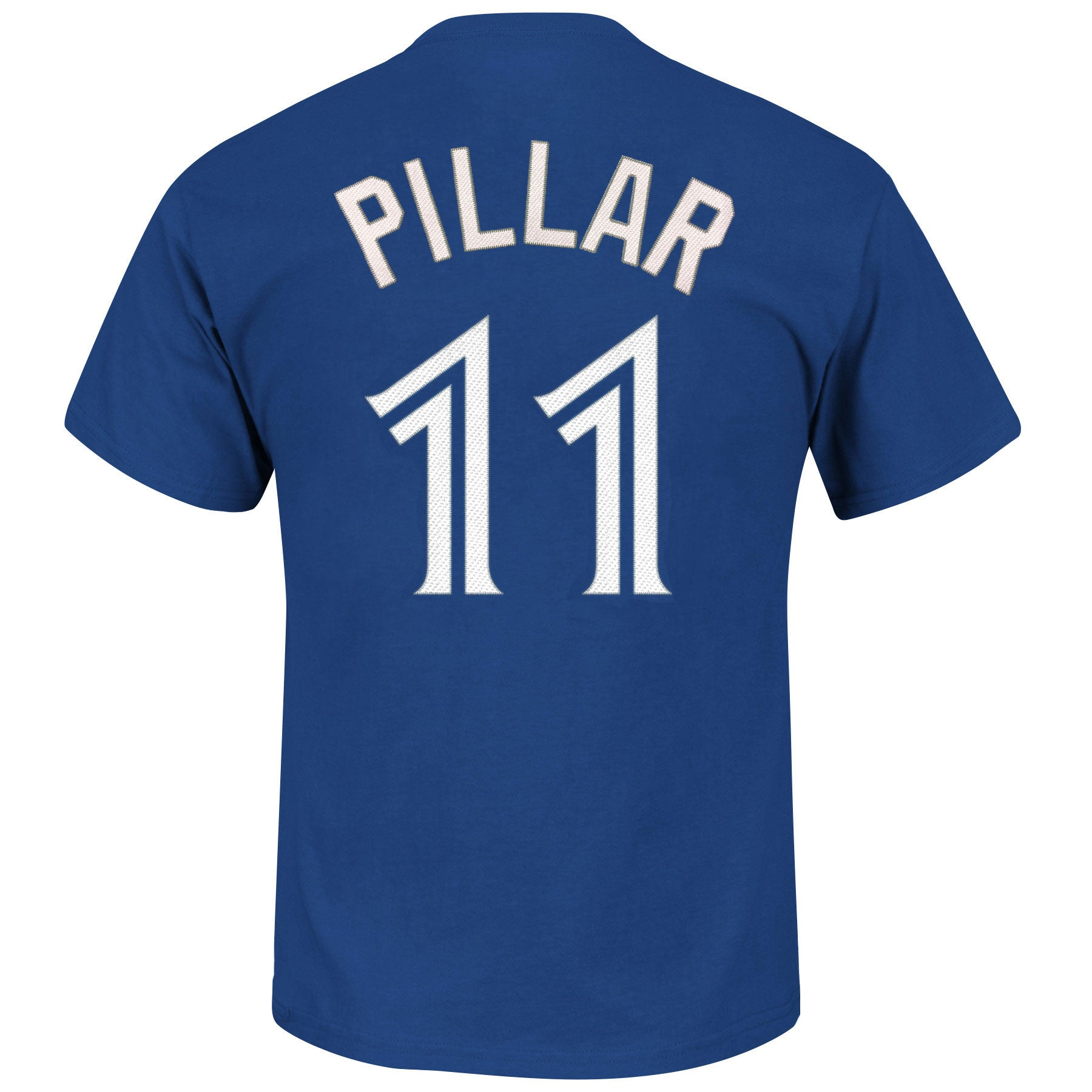 Toronto Blue Jays Kevin Pillar Player T-Shirt by Majestic Tshirt
