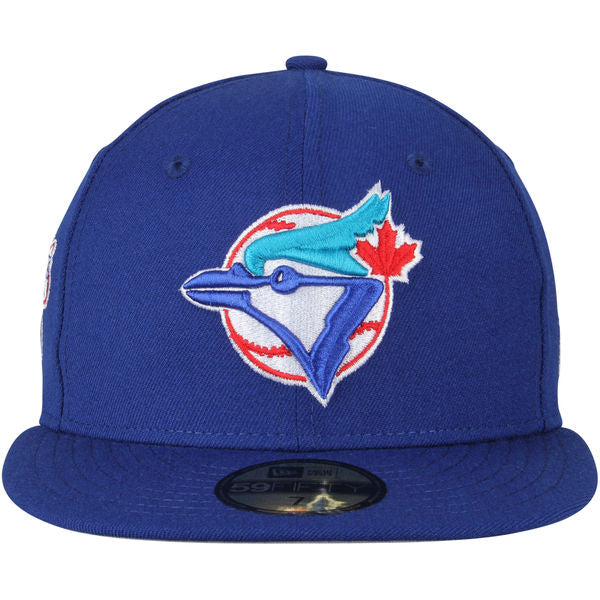 Toronto Blue Jays New Era MLB Cooperstown 9FIFTY Royal Snapback Cap