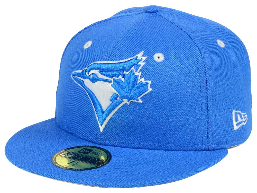 Toronto Blue Jays New Era MLB Pantone Collection Royal 59FIFTY Fitted Cap