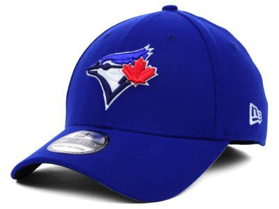 Toronto Blue Jays MLB Team Classic 39THIRTY Stretch Flex Cap by New Era