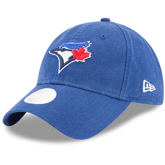 Toronto Blue Jays Women's Preferred Pick Adjustable Cap Royal by New Era