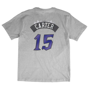 Vince Carter Toronto Raptors Mitchell & Ness NBA Throwback Player Men's T-Shirt