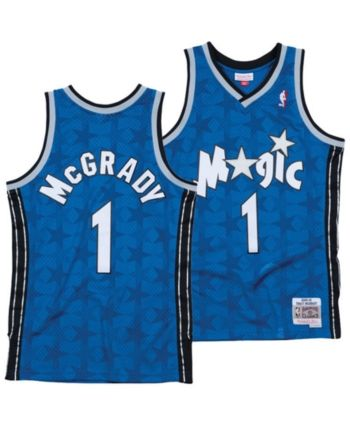 Tracy McGrady Orlando Magic Blue NBA Swingman Jersey By Mitchell and Ness