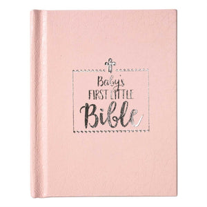 Baby's First Little Bible, Pink