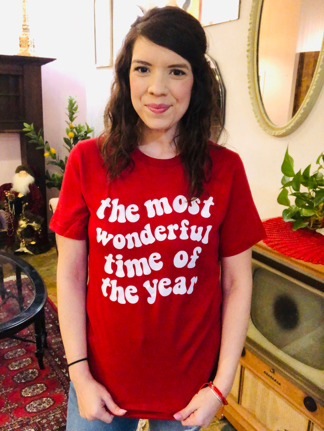 Most Wonderful Time Tee