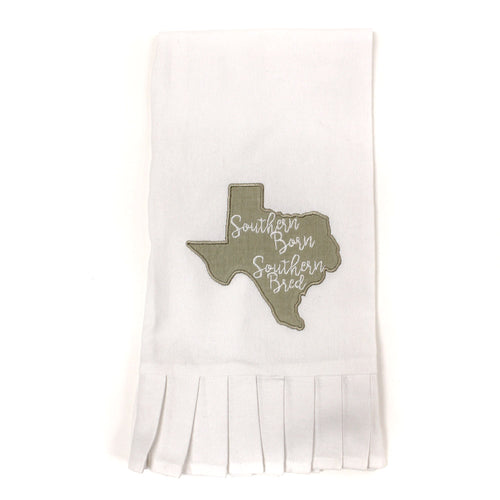Southern Born & Bred Tea Towel